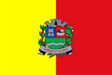 Bandeira da cidade de Mogi Guaçu - SP
